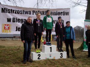 Przełajowe mistrzostwo Polski!