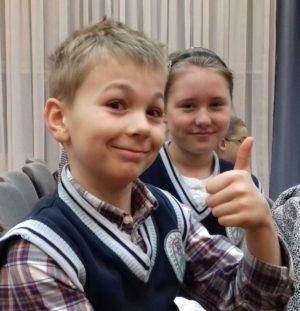 II miejsce wMiędzyszkolnym Konkursie Sudoku dla SP Długosz!