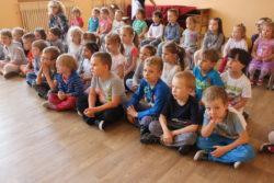 Teatrzyk w przedszkolu.