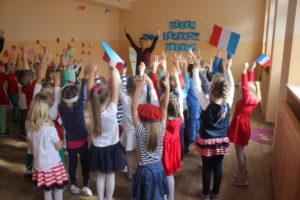 Dzień Języków Obcych wprzedszkolu.