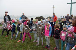 XXV Włocławski Bieg Dzieci iMłodzieży poświęcony pamięci męczeńskiej śmierci ks.Jerzego Popiełuszki