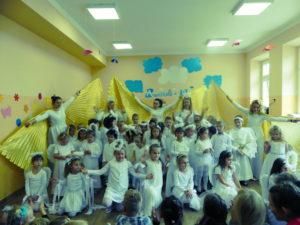 Dzień Anioła Stróża – przedstawienie dla klas 1-3