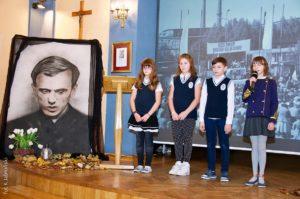 Apel poświęcony pamięci bł.ks.Jerzego Popiełuszki
