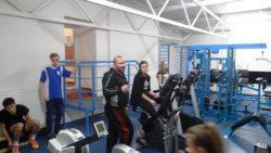 """""""Bezpieczna siłownia"""" – szkolenie dla wychowanków internatu"""