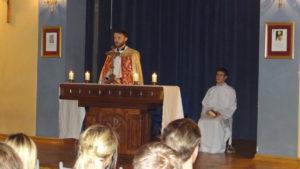 Książę niezłomny, święty Kazimierzu – Uroczyste Nieszpory