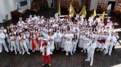 VII Warsztaty Wodzirejów i Tancerzy Lednica 2000