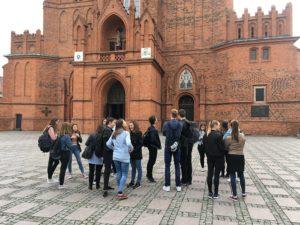 IC LO zwiedziła katedrę włocławską