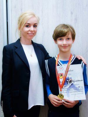 Sukces sportowy Aleksandra Kwiatkowskiego