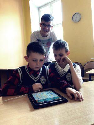 Żółwie Ninja zwycięzcami turnieju matematycznego Numbler wSP