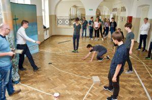 Turniej gry wkapsle – faza grupowa