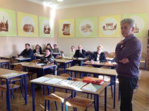 Szkolenie dla nauczycieli matematyki