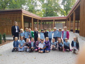 Lekcja przyrody wParku Sienkiewicza