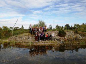 Licealiści uczestniczyli wzajęciach organizowanych przezKujawsko-Pomorskie Centrum Edukacji Ekologicznej wMyślęcinku