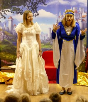 Teatr Bajeczny z Bydgoszczy odwiedził przedszkole