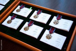 Gala wręczenia odznaczeń dla wybitnych pracowników oświaty