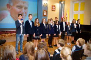 Apel poświęcony pamięci św. Jana Pawła II
