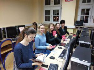 Szkolenie eTwinning w Długoszu