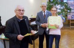 II miejsce Marty Bychowskiej w Indywidualnych Mistrzostwach Włocławka w szachy