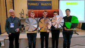 Turniej Maszyn Wiatrowych w Zalesewie