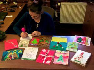 Wyniki konkursu nanajciekawszą kartkę bożonarodzeniową