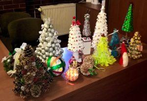 Szkolny konkurs nanajpiękniejszą ozdobę bożonarodzeniową