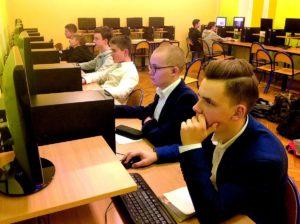 Wspaniały wynik etapu rejonowego Wojewódzkiego Konkursu Przedmiotowego zInformatyki