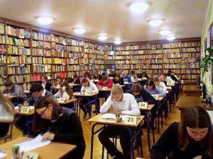 II etap Konkursu Kuratoryjnego zjęzyka angielskiego