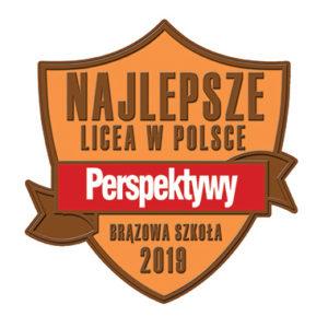"""Publiczne Liceum im. ks. Jana Długosza """"Brązową Szkołą"""" i """"Szkołą Olimpijską"""""""