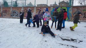 Zimowe lekcje w-fu