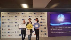 Nauczycielki ZSK uczestniczyły wOgólnopolskim Dniu Informacyjnym Programu Erasmus+ iEuropejskiego Korpusu Solidarności.