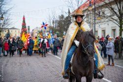 Orszak Trzech Króli 2019 – dzień diecezjalnego dziękczynienia za wpisanie bazyliki katedralnej na listę Pomników Historii Polski