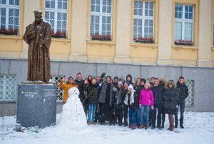 Powitanie zimy wDługoszu