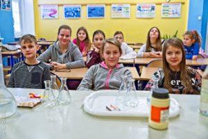 Świat Nauki wDługoszu – zajęcia chemiczne dla młodszych klas szkoły podstawowej