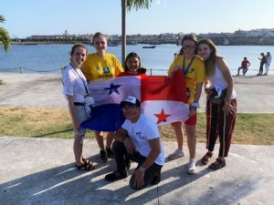 Absolwentki Długosza na Światowych Dniach Młodzieży w Panamie