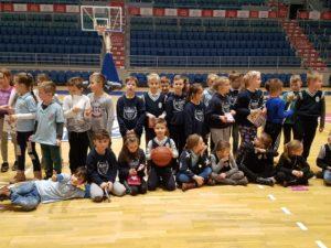 Wycieczka doKlubu Koszykówki Anwil Włocławek