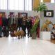 Klasa II A LO na wystawie rzeźb Józefa Wilkonia w Browarze B.