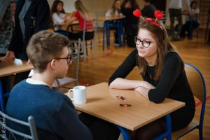 "Walentynkowe ""speed dating"""