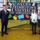 Pięcioro laureatów Wojewódzkiego Konkursu Języka Niemieckiego