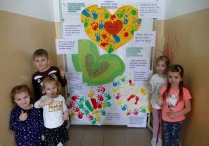 Narodowy Dzień Świętości Życia obchodzony wprzedszkolu