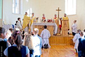 Wokół Świętego Kazimierza – Kaziuki w Wilnie i odpust ku czci patrona szkolnej kaplicy