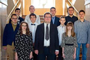 Pięcioro laureatów i sześcioro finalistów Wojewódzkiego Konkursu Przedmiotowego z chemii