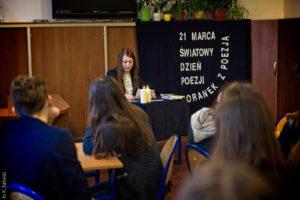 Światowy Dzień Poezji wDługoszu