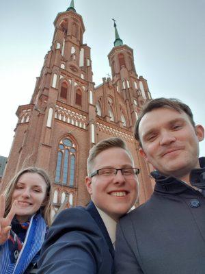 Finał Ogólnopolskiej Olimpiady Franciszkańskiej