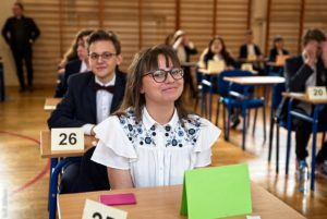 Egzamin gimnazjalny – dzień 2