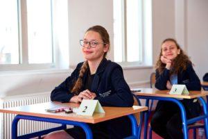 Egzamin  ósmoklasisty – dzień 1
