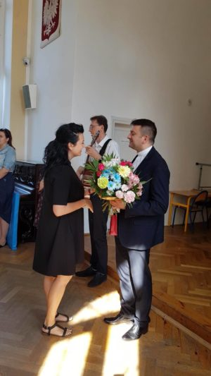 Rocznica święceń kapłańskich ks. wicedyrektora Sebastiana Tomczaka