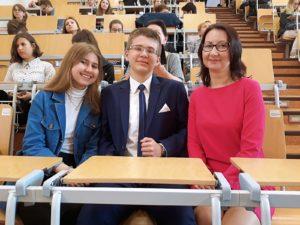 Oliwia i Marcin zostali Humanistami Roku