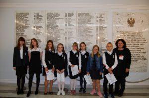 Wyjątkowa nagroda dla laureatów – wizyta w Sejmie RP