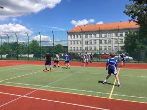 Dzień sportu w Długoszu