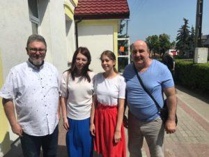 Wiktoria Kujawa zajęła trzecie miejsce w Międzyszkolnym Konkursie Poezji